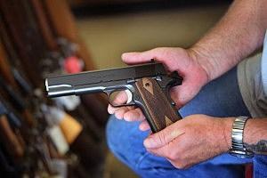 Strict Gun Laws