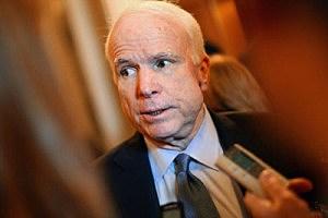 Senator John McCain (R-Arizona)