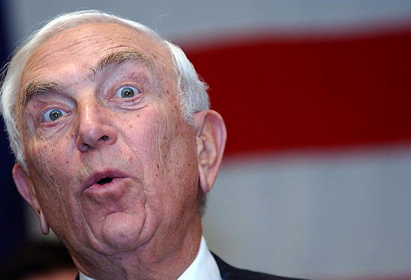 Frank Lautenberg (Stephen Chernin/Getty Images)