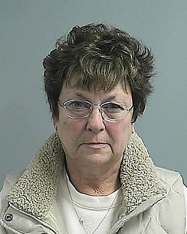 Ewing Woman Charged With Stealing Purse