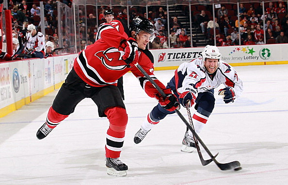 Patrik Elias - New Jersey Devils