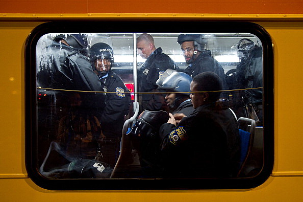 Police Shut Down Occupy Philadelphia Encampment
