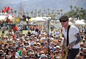 Brian Fallon of The Gaslight Anthem
