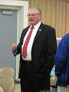 Waretown Mayor Joseph Lachiewicz