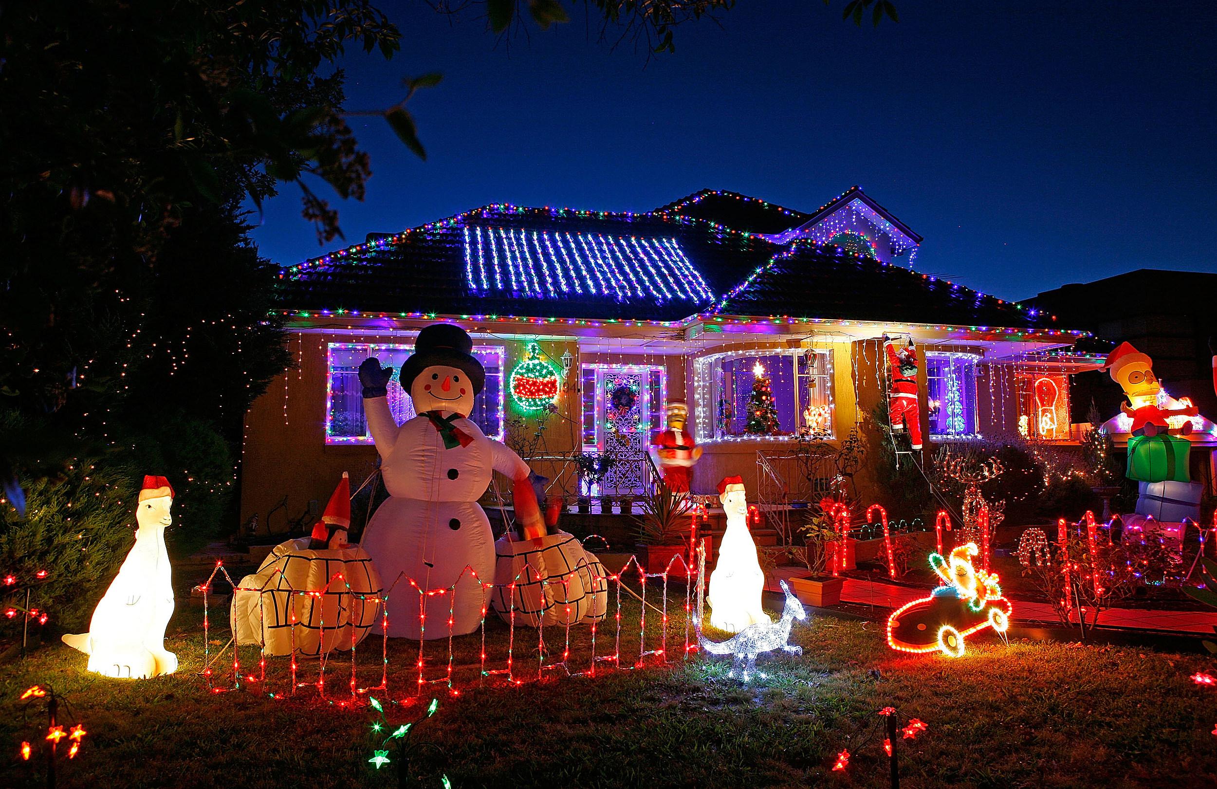 White Christmas Lights Amazon