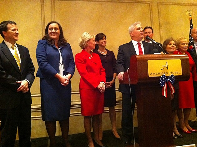 Republican winners in Monmouth County