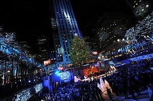 2011 Rockefeller Center Christmas Tree Lighting