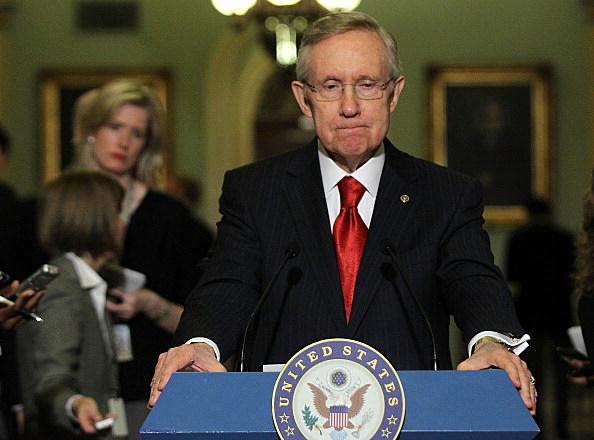 Senator Harry Reid (D)