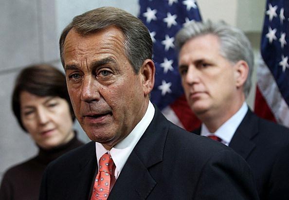 U.S. Speaker of the House Rep. John Boehner (R-OH)