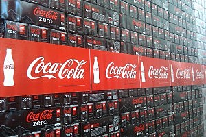 Coca-Cola facility in South Brunswick
