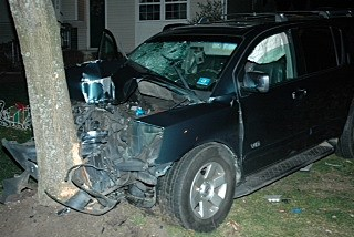 Toms River accident 12/18/11
