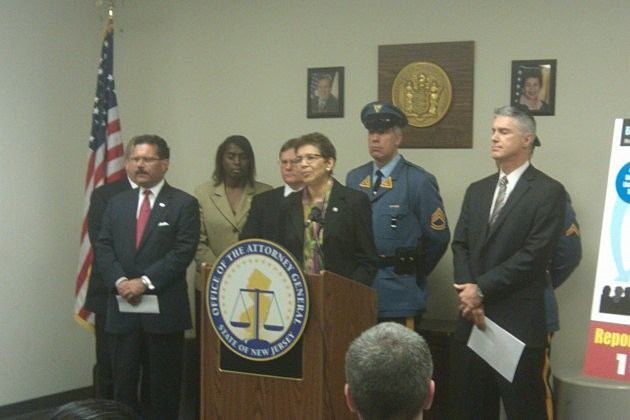 NJ Attorney General Paula Dow