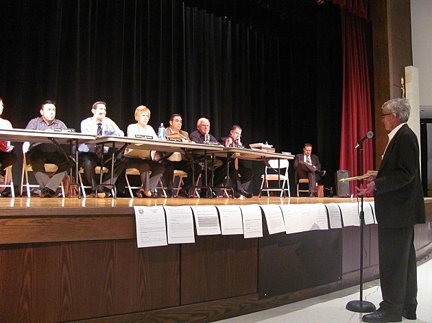 Upper Freehold pot hearing