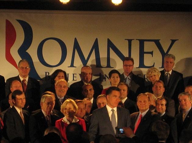 Christie Romney Fundraiser