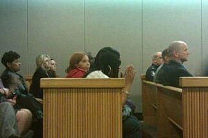 Tierra's family watches Arthur Morgan III make his first NJ court appearance