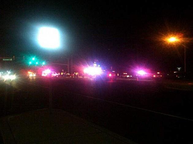 Toms River accident scene 12/17/11
