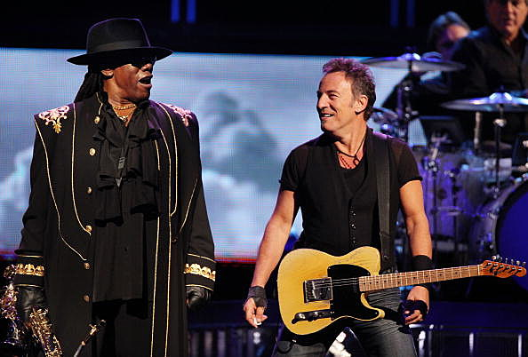 Bruce Springsteen And The E Street Band In Concert