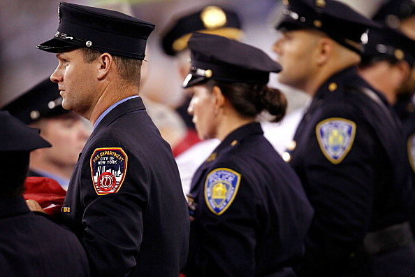 New Jersey Police Officers