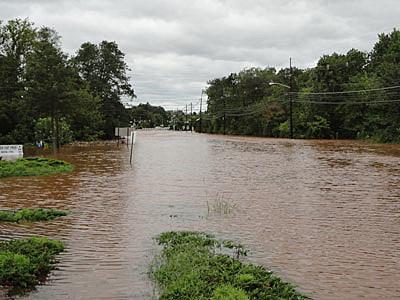 Franklin Hurricane Irene