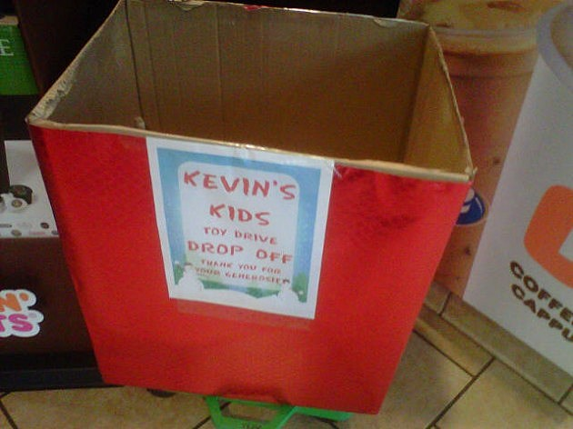 Kevin's Kids Collection Box
