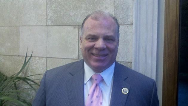State Senate President Steve Sweeney