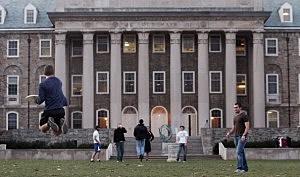 Old Main at Penn State