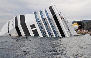 Search For Survivors Continues On Cruise Ship Costa Concordia