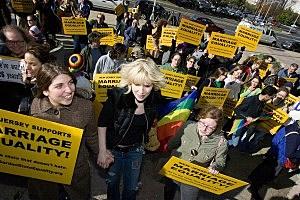 Gay Marriage Debate in NJ