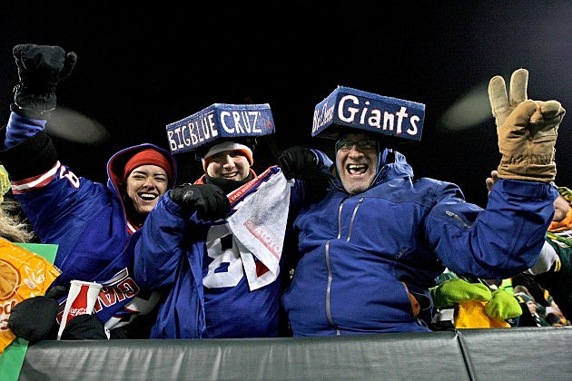 Divisional Playoffs - New York Giants v Green Bay Packers