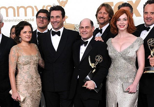 Mad Men Cast & Crew