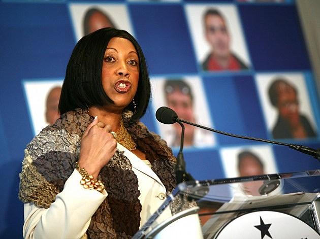 Speaker Sheila Oliver