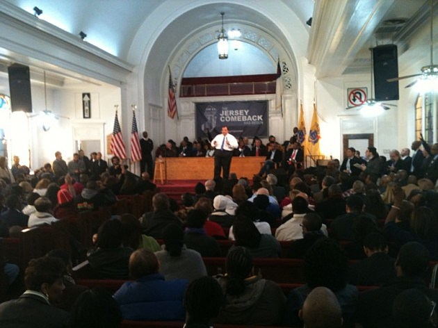 Governor Christie Town Hall