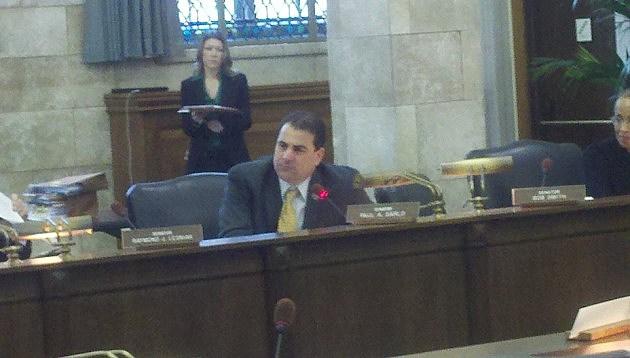 State Senator Paul Sarlo