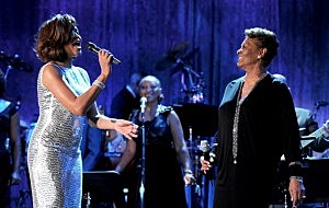 Whitney Houston & Dionne Warwick