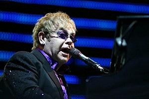 Elton John Live In Dunedin