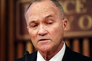 NYPD Police Commissioner Ray Kelly