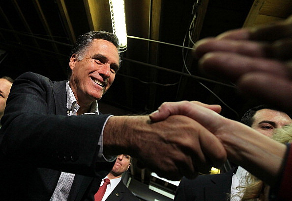 Nevada A Springboard For Romney [