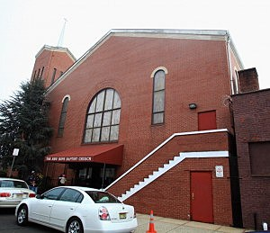The New Hope Baptist Church