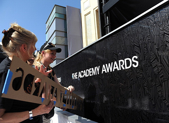 84th Annual Academy Awards - Preparations Continue