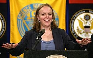 Newark School Superintendent Cami Anderson