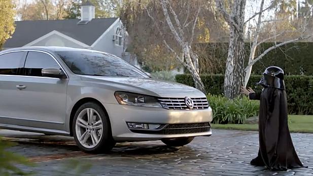 Volkswagen Darth Vader Ad