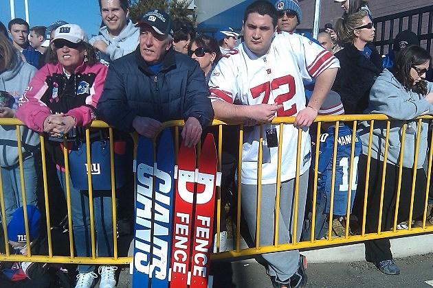 Giants fans