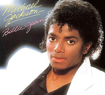 Michael Jackson - Billy Jean Album Cover