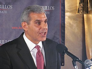 Joe Kyrillos announces his candidacy for US Senate (Ilya Hemlin, Townsquare Media NJ)