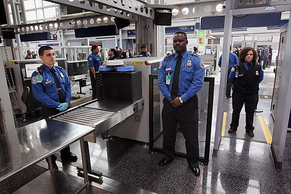 an examination of the changes in airport security
