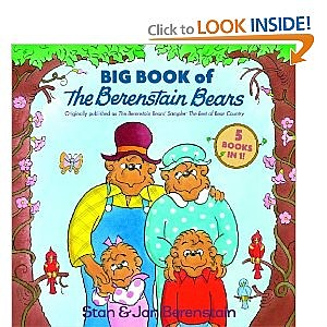 Berenstain Bears author dies. (Amazon.com)