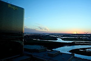 Borgata Atlantic City Casino (Flickr: Stinkie Pinkie)