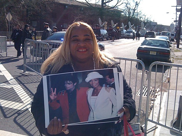 A fan remembers Whitney Houston