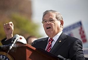 Senator Bob Menendez