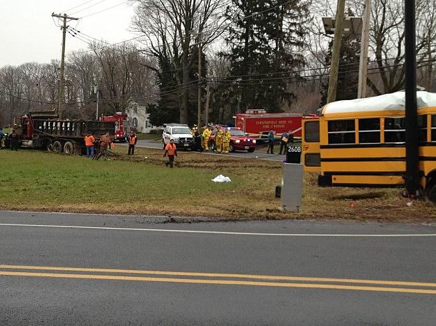 Burlington Bus crash update.